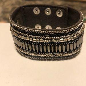 Stella & Dot Florian Cuff Bracelet